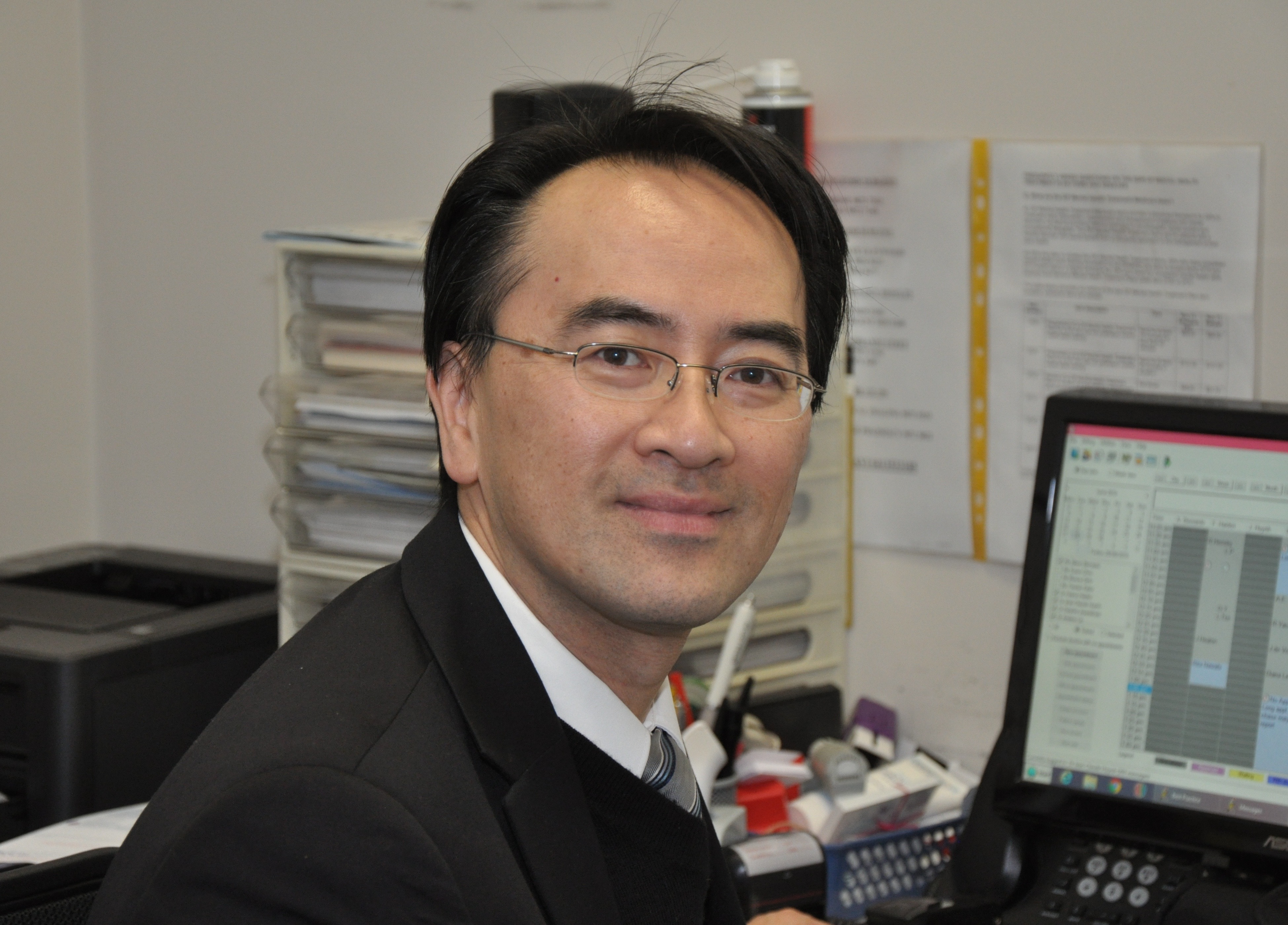 Dr. Jean-Claude Huynh